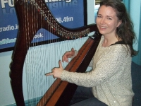 Fionnuala Gill was a guest on the Morning Mix Show promoting her new CD 