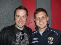 Danny Dixon who was Hypnotised in South East Radio by Keith Barry