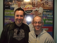 Keith Barry in South East Radio with Michael Sinnott