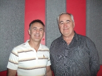 Billy Walsh live in studio with Alan McGuire