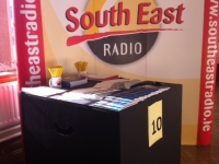 Book your Outside Broadcast NOW - phone South East Radios Sales on 9145200 - South East Radio, your number one station