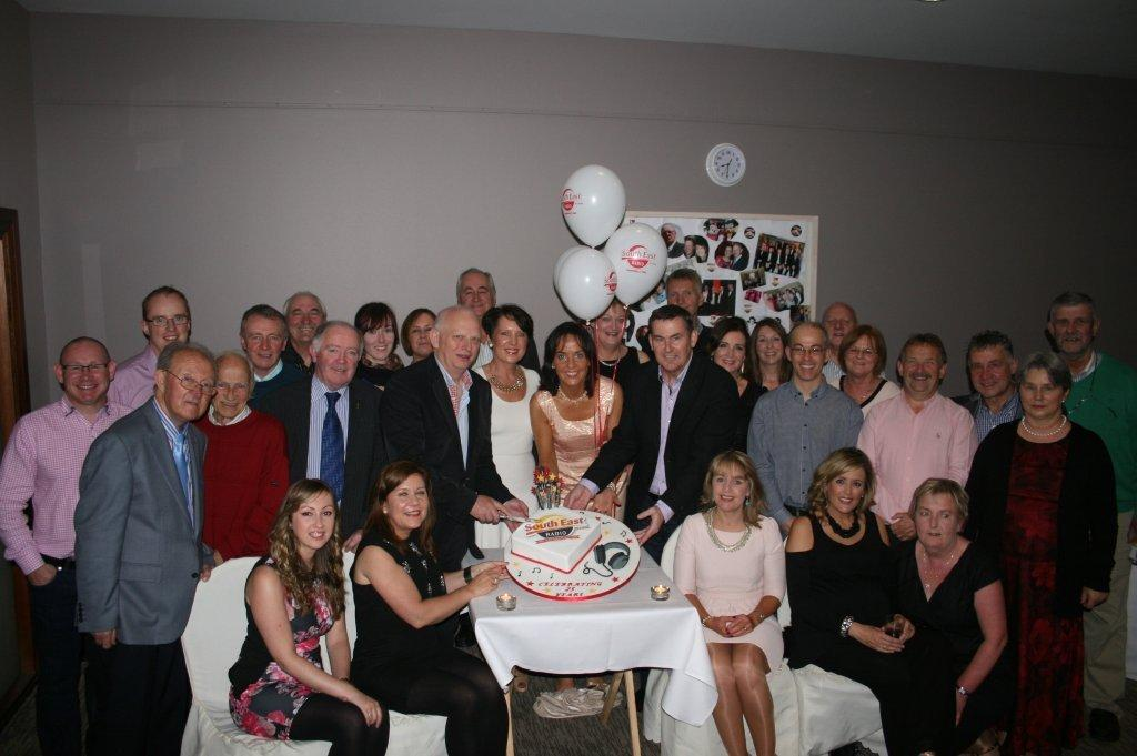 Happy 25th Birthday to South East Radio - to view full gallery click here