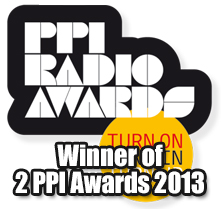 Winner of 2 PPI awards