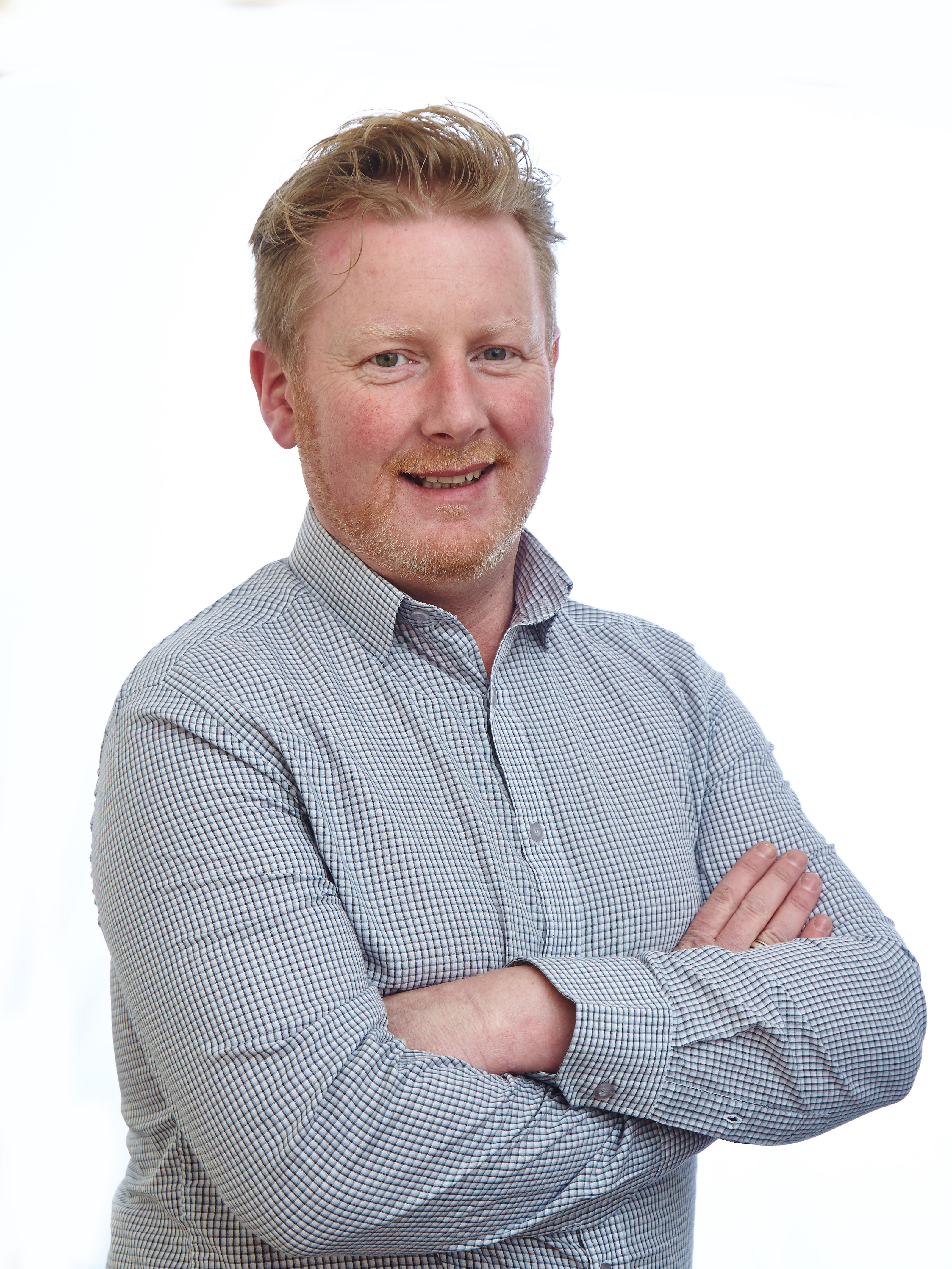 Dave Redmond, Presenter South East Radio's Breakfast Show