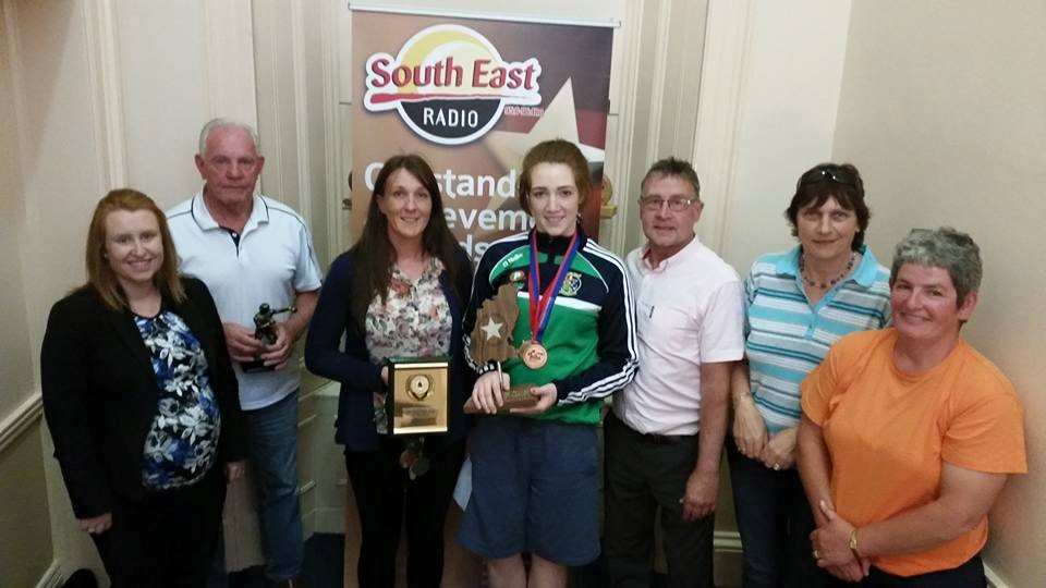 Joanne Richards Outstanding Achievement Award Winner May