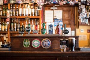 BROAD WELCOME FOR REOPENING OF PUBS