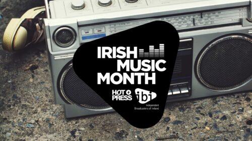 Irish Music Month